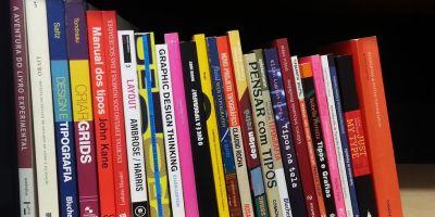 Livros de tipografia e design